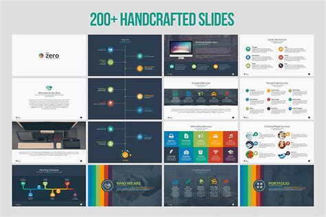 coolest power point presentation template 20 best business