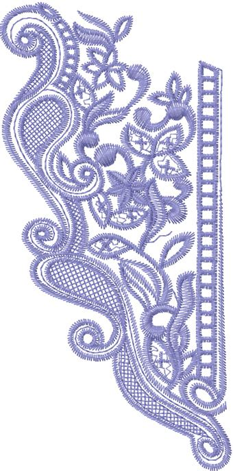 embroidery design lace free lace collar free machine embroidery design