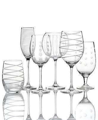 mikasa barware mikasa glassware cheers sets of 4 collection shop all