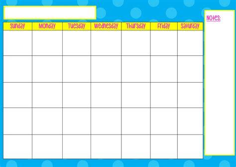 printable calendar 2017 monday to friday monday friday calendar template 2017 calendar printable