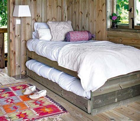 decorar habitacion cama nido camas nido una apuesta segura para las habitaciones