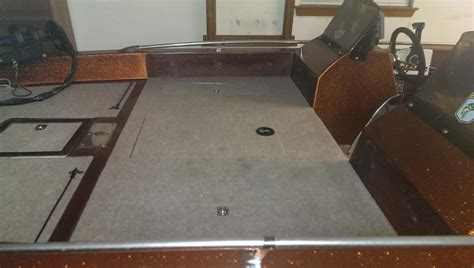 fiberglass boat hull extension fishing deck extension project for older tri hull
