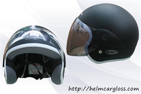 Helm Retro Cargloss Green Doff helm cargloss uni series helm motor