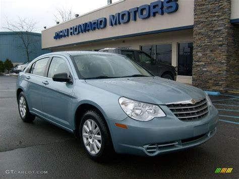 2008 Chrysler Sebring Interior by 2008 Clearwater Blue Pearl Chrysler Sebring Lx Sedan