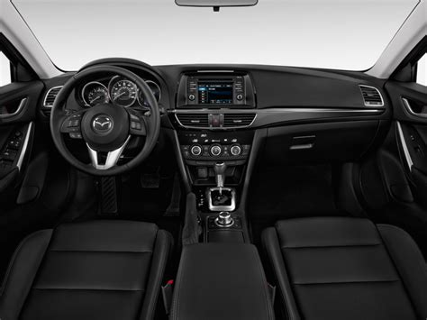 Mazda 6 2015 Interior by 2015 Mazda Mazda6 Review Price Sport Wagon Diesel