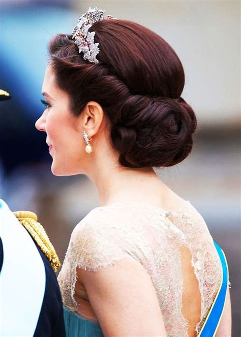 princess mary hairstyles best 25 tiara hairstyles ideas on pinterest wedding