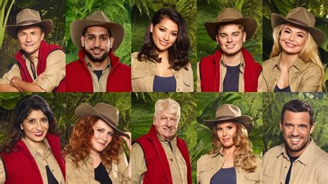 what is im a celebrity about i m a celeb is back amor magazine