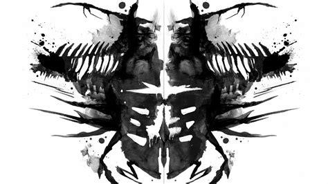 roshak test dead space isaac clarke artwork rorschach