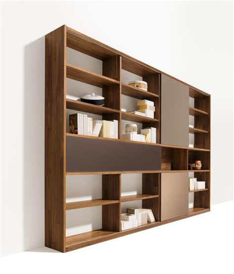 team 7 wohnzimmerprogramm cubus cubus library library shelving from team 7 architonic