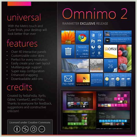 pc themes contact skin your pc like windows phone 7 with omnimo 2 xda forums