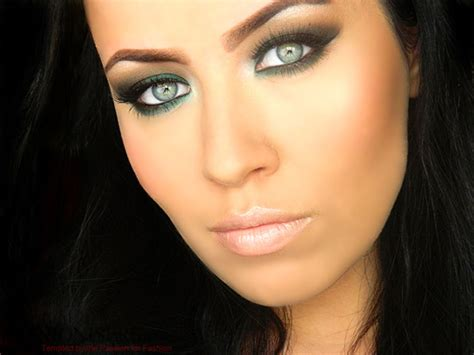Eyeshadow Green makeup tips for blue brown and green lifestuffs