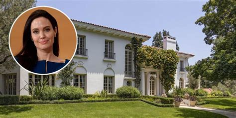 angelina jolie house cecil b demille angelina jolie s new house