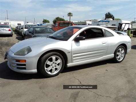 mitsubishi eclipse coupe 2001 mitsubishi eclipse gt coupe 2 door 3 0l
