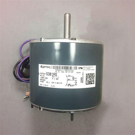 goodman condenser fan motor goodman amana condenser fan motor 10584308s 10584308s