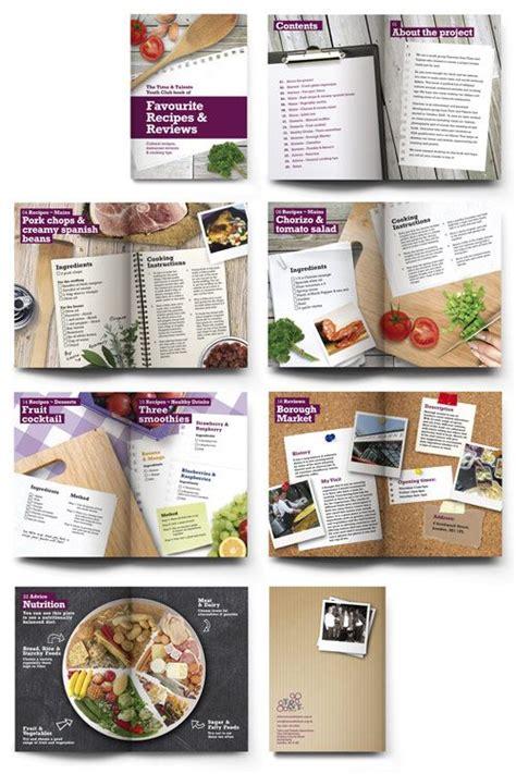 recipe book layout design 41 best cookbook design images on pinterest cookbook
