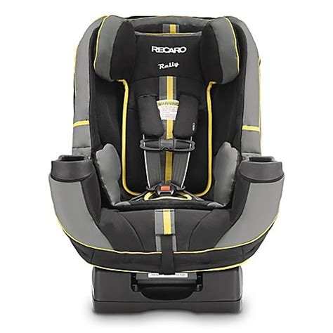 recaro rally car seats buy recaro 174 performance rally convertible car seat in