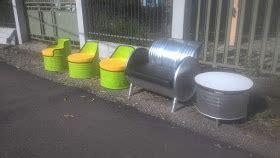 desain lu minyak galeri umah tong furniture trendi dan modern dari drum