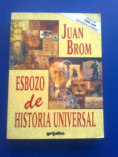 libro historium libro esbozo de historia universal u s 14 00 en mercadolibre