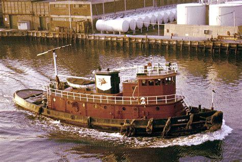 krachtigste sleepboot tug boat history vinik marine inc