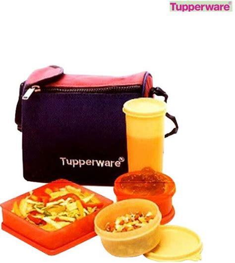 flipkart tupperware best lunch bag 4 containers