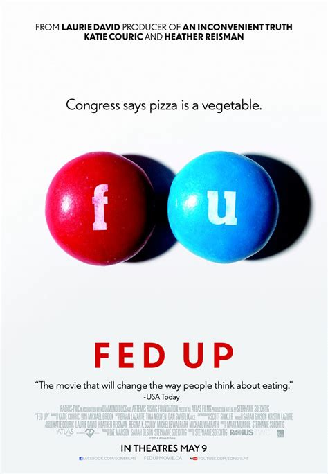 Film Fed Up Online | the weekly fbc news for may 12th 2014 food bloggers of