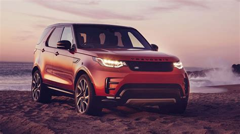 Land Car Wallpaper Hd by 2017 Land Rover Discovery Hse Hd Car Wallpapers Free