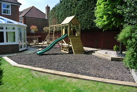 Small House Builders by Canterbury Garden Play Area By Sar Property Development Kent Sar Property Development