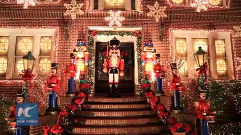 dyker heights brooklyn boasts the brightest christmas