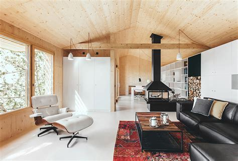 Brookfield Home Design Studio Maison En Bois