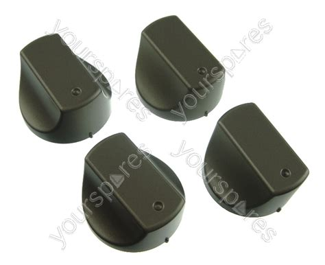 Hotpoint Cooker Knobs by Hotpoint Fhs210ixha 4 X Cooker Oven Knob Ariston