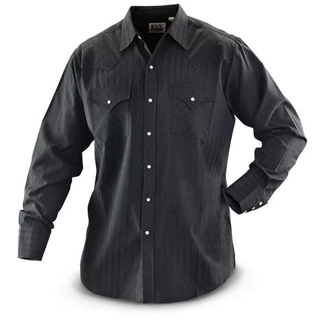 Kemeja Quiksilver Fresh Breather black button up shirt sleeve is shirt