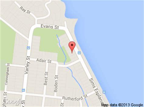 Yorkeys Knob Map by Cairns Beaches Accommodation Yorkeys Knob