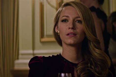 The Age Review by The Age Of Adaline Review A Poignant Fashioned