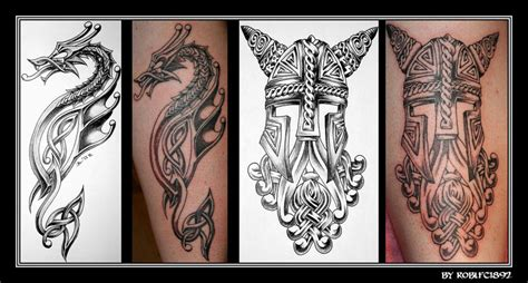 danish tattoo designs viking tattoos