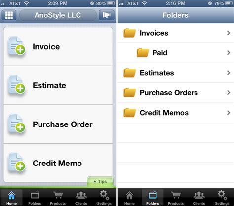 free invoice template for iphone best free invoice app for android hardhost info