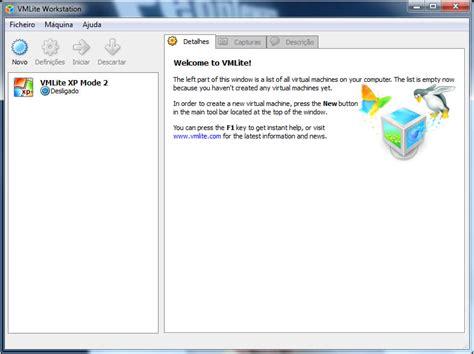 xp tutorial html tutoriais e outros tutorial vmlite xp mode 3 1 2 o