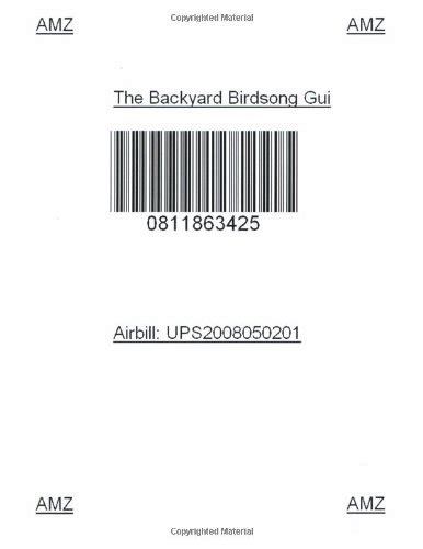 the backyard birdsong guide the backyard birdsong guide eastern and central north