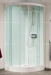 cabine de kineprime glass coulissante 1 4 de rd