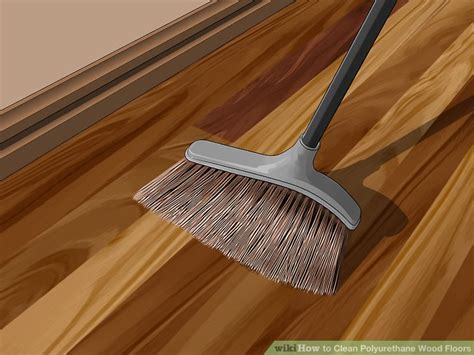 4 Ways to Clean Polyurethane Wood Floors   wikiHow