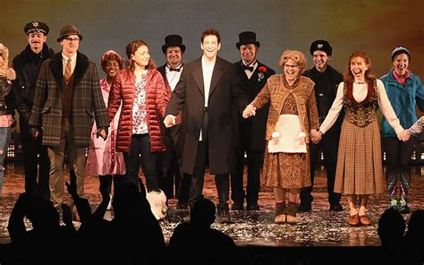 groundhog day broadway cast groundhog day s andy karl why you want to see this