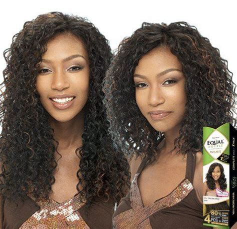 what hairstyle is best for the beach weave or braids beach curl 4pcs shake n go freetress equal synthetic