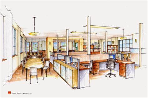 Layout Ruang Tata Usaha | ciri ciri tata ruang kantor gabungan soal ujian akhir