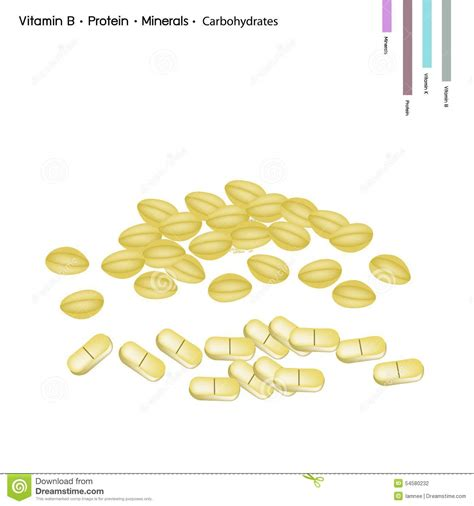 vitamin b carbohydrates split pea with vitamin b protein minerals and