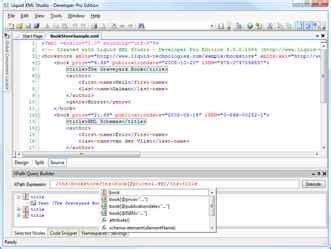 xpath pattern expression xml demonstration videos