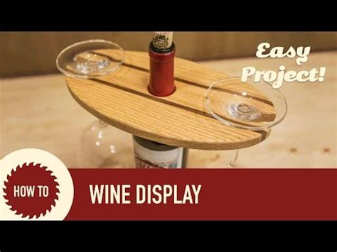 wine display perfect  craft shows