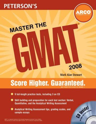 Cd E Book Peterson S Principles Of And Maxillofacial Surgery master the gmat 2008 e w cd peterson s master the gmat