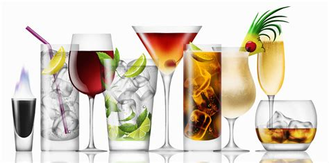alcoholic drink 11 mixers that alcoholic drinks healthier
