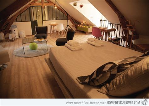 Home Design Ideas For Small Rooms by 15 Attic Rooms Converted Into Simple Yet Elegant Bedrooms