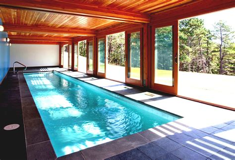 0 Indoor Pool Plans Swimming Homelk Com House Plans With Indooroutdoor Pool