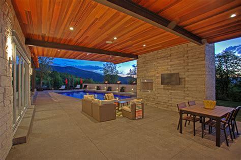 southern utah contemporary contemporary exterior summit creek residence 01 woodland hills utah
